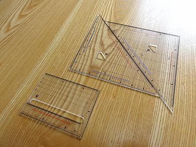 三角定規 東京法経