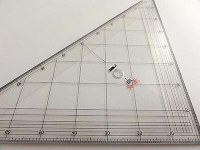 三角定規 レック